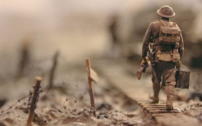 Tracing patterns back to the trenches of World War 1